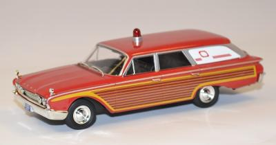 Ford country squire ambulance 1964