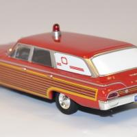 Ford 1946 ambulance whitebox 1 43 autominiature01 com 2