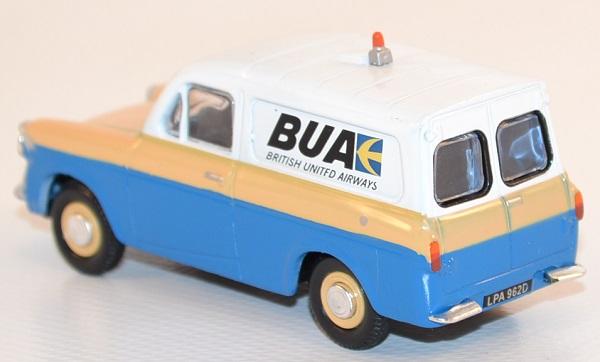 Ford anglia bu airways 1 43 oxford autominiature01 com 2