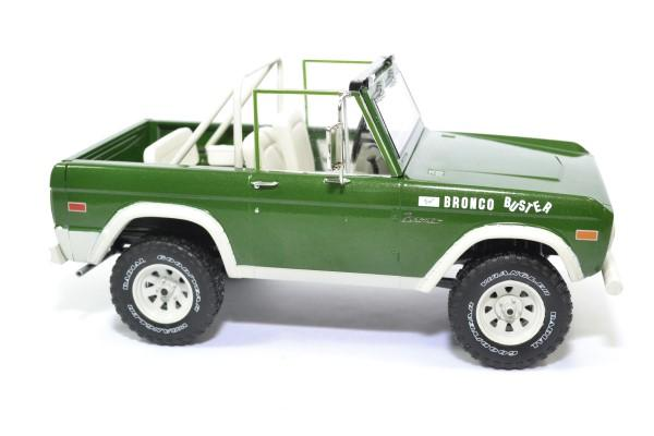 Ford bronco buster 1970 smokey bandits 1 18 greenlight autominiature01 green19084 3