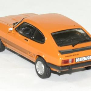 Ford capri 3 s orange 1980 norev 1 43 autominiature01 2