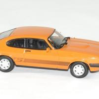 Ford capri 3 s orange 1980 norev 1 43 autominiature01 3