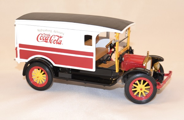 Ford coca cola 1920 mcity 1 32 voiture miniature autominiature01 3