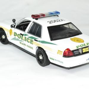 Ford criown victoria police 2003 les experts serie 43 greenlight autominiature01 2