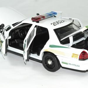 Ford criown victoria police 2003 les experts serie 43 greenlight autominiature01 4