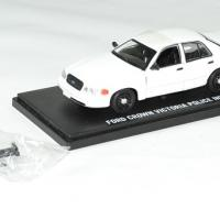 Ford crown victoria interceptor 1998 2012 police 1 43 greenlight autominiature01 1