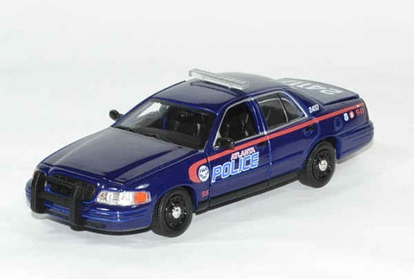 Ford crown victoria police walking dead 1 43 greenlight autominiature01 1