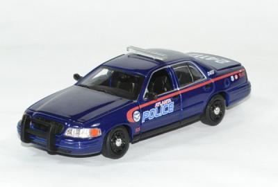Ford crown victoria 2001 police interceptor Atlanta