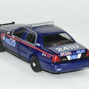 Ford crown victoria police walking dead 1 43 greenlight autominiature01 2