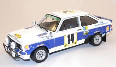 Ford escort rs 1800 Safary Rally 1977 Vatanen Sunstar 1-18