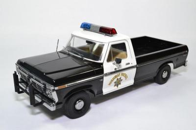 Ford F100 pick-up 1975 Police
