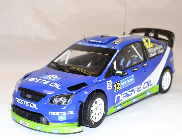 Ford focus rs wrc kankkunen 2010 sunstar 1 18 autominiature01 com 1