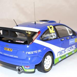 Ford focus rs wrc kankkunen 2010 sunstar 1 18 autominiature01 com 2