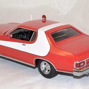 Ford gran torino 1976 serie starsky et hutch 1 18 autominiature01 com 2