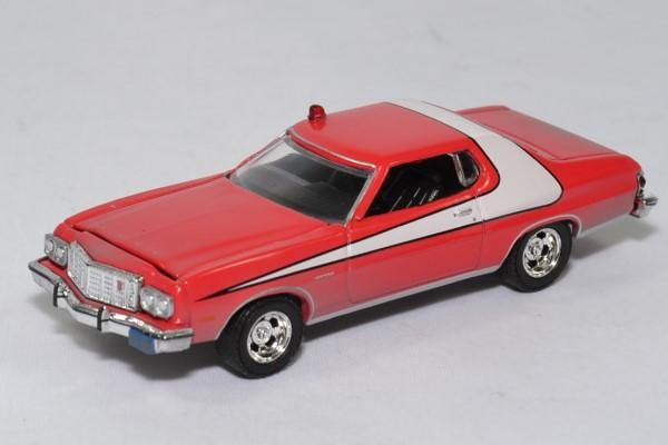 Ford gran torino 1976 starsky hutch salie 1 64 greenlight 44855 autominiature01 1