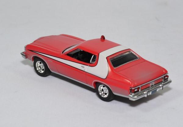 Ford gran torino 1976 starsky hutch salie 1 64 greenlight 44855 autominiature01 2
