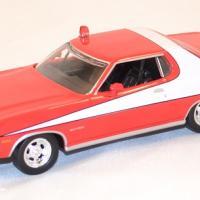 Ford gran torino starsky et hutch greenlight 1 43 autominiature01 com 1