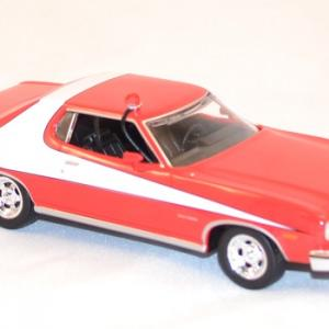 Ford gran torino starsky et hutch greenlight 1 43 autominiature01 com 2
