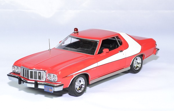 Ford grand torino starsky hutch greenlught 1 24 1975 autominiature01 1