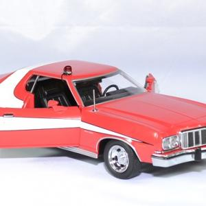 Ford grand torino starsky hutch greenlught 1 24 1975 autominiature01 3