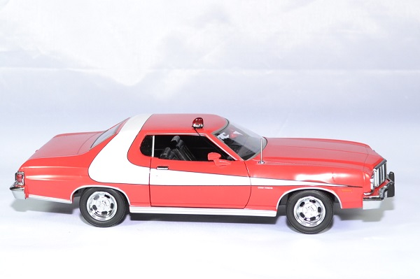 Ford grand torino starsky hutch greenlught 1 24 1975 autominiature01 4