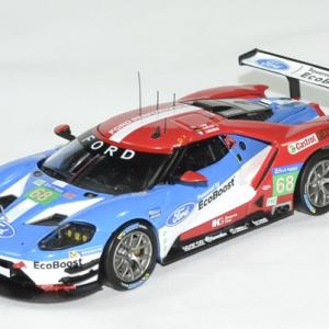 Ford gt 2016 mans ixo 1 43 autominiature01 1