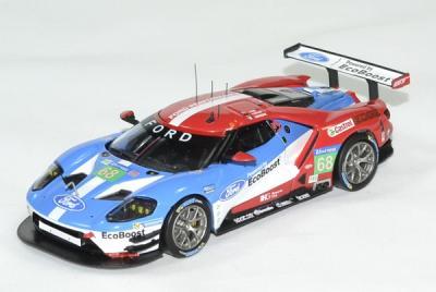 Ford GT 24 H du Mans 1er GTE Pro 2016