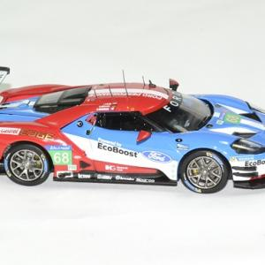 Ford gt 2016 mans ixo 1 43 autominiature01 3
