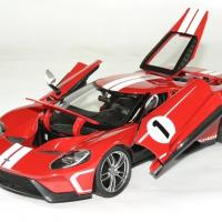 Ford gt 2017 maisto 1 18 red autominiature01 4