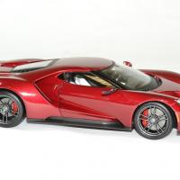 Ford gt 2017 rouge 1 18 maisto autominiature01 3