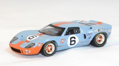 Ford gt40 le mans 1969 ickx