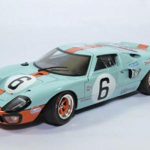 Ford GT40 Mk1 #6 Ickx / Olivier 24h du mans 1969 1er winner