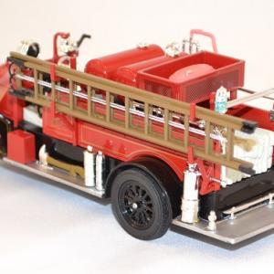 Ford model t pompier 1926 signature miniature auto 1 43 autominiature01 com 3