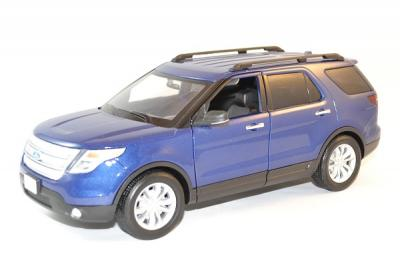 Ford explorer xlt 2015 bleu 4x4