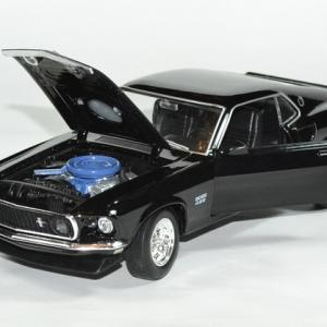 Ford mustang boss 1969 welly 1 24 autominiature01 2