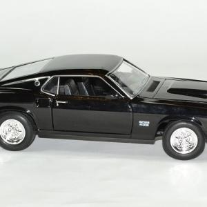 Ford mustang boss 1969 welly 1 24 autominiature01 4