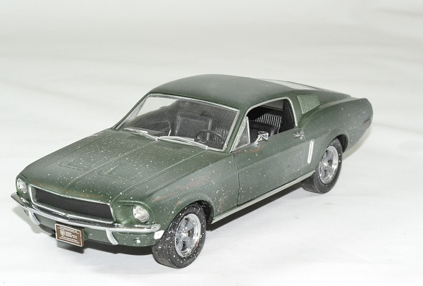 Ford mustang bullit 1968 mcqueen 1 24 unrestored autominiature01 1