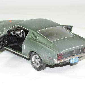 Ford mustang bullit 1968 mcqueen 1 24 unrestored autominiature01 4