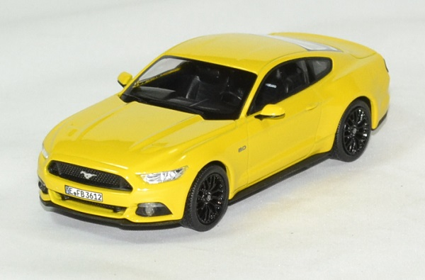 Ford mustang fastback 2015 norev 1 43 autominiature01 1