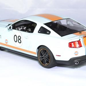 Ford mustang gt500 shelby gulf 2012 greenlight 1 18 autominiature01 2