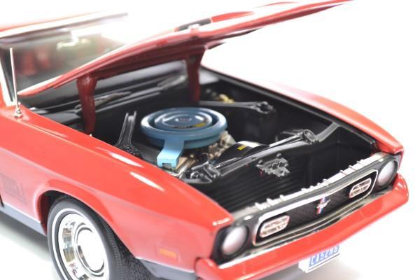 Ford mustang mach1 james bond 1971 007 amm 1 18 autominiature01 ammwss126 4