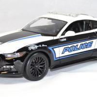 Ford mustnag gt police 2015 maisto 1 18 autominiature01 1