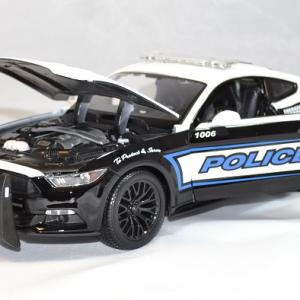 Ford mustnag gt police 2015 maisto 1 18 autominiature01 3