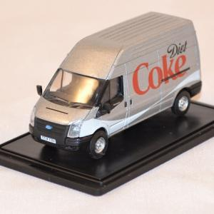 Ford transit gris diet coke Coca Cola