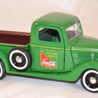 Ford pick up 1937 coca cola 1 24 motorcity autominiature01 com 2