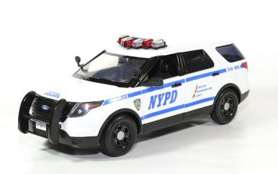 "Ford Police interceptor 'New York Police Department"" NYPD 2015"