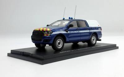 Ford ranger 2016 gendarmerie 1 43 alarme autominiature01 1