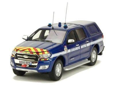 Ford ranger 2016 gendarmerie maritime 1 43 alarme autominiature01 1