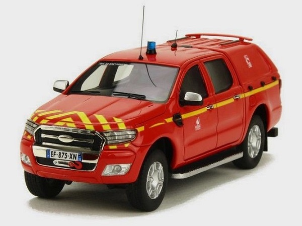 Ford ranger 2016 sdis35 1 43 pompiers alarme autominiature01 1