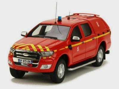 Ford ranger 2016 sdis35 1 43 pompiers alarme autominiature01 1